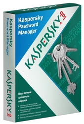 Антивирус Kaspersky Password Manager на 1ПК