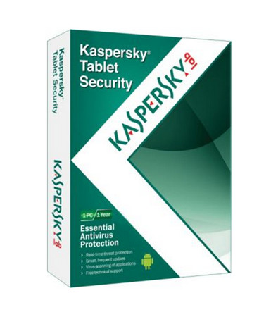 Антивирус Kaspersky Tablet Security для Android - All-USB.ru