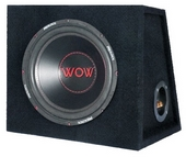 Автосабвуфер Prology WOW-BOX 1200