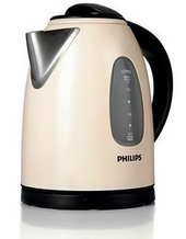 Чайник Philips HD4665/60 бежевый