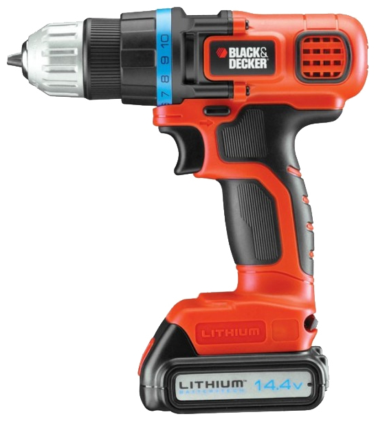 Дрель Black & Decker EGBL14KB - All-USB.ru