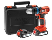 Дрель Black & Decker EGBL14KB