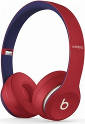 Гарнитура Beats Solo 3 Wireless Beats Club Collection красный