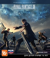 Игра Xbox One Final Fantasy XV Day One Edition