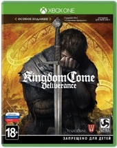 Игра Xbox One Kingdom Come: Deliverence Steel Edition
