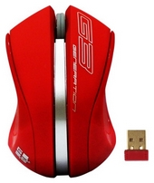 Мышь G-Cube G9V-310R Red V-Track 2.4G Wireless Optical