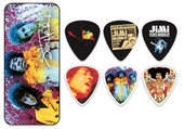Набор медиаторов Dunlop JH-PT01M Are You Experienced? Pick Tin