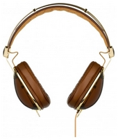 Наушники Skullcandy Aviator Brown/Gold