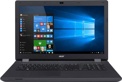 Ноутбук Acer Aspire ES1-731-C8WN - All-USB.ru