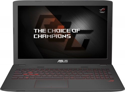 Ноутбук Asus GL752VW (90NB0A42-M04920) - All-USB.ru