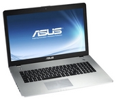 Ноутбук Asus N76VZ Intel core i5 3210M(2.3GHz)/6Gb/750Gb/DVD-SuperMulti/17.3