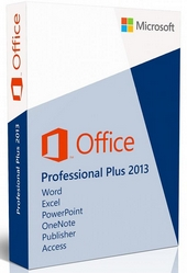 ПО Microsoft Office Professional 2013 32/64  англ/русс
