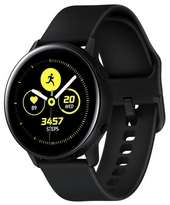 Смарт-часы Samsung Galaxy Watch Active SM-R500N черный