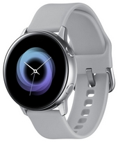 Смарт-часы Samsung Galaxy Watch Active SM-R500N серебристый