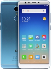 Смартфон Xiaomi Redmi 5 3/32Gb синий